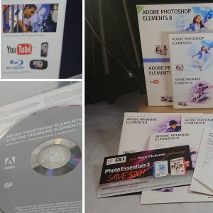 Adobe Premiere Elements 8 i Photoshop Elements 8 BOX, EN